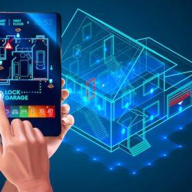 Online Εφαρμoγές από το κινητόσας για να ελέγχετε το σπίτι σας , το εξοχικό σας το κατάστημά σας από την Delta Security Systems